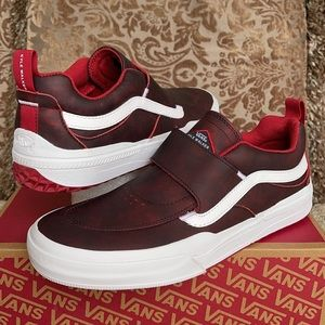 Vans Kyle Pro 2 Red/Black Men's